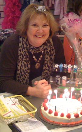 Happy Birthday, Lisa!!