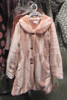 letop's Twinkle Faux Fur Coat