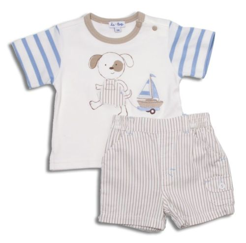 Ship Ahoy Puppy in newborn and infant sizes