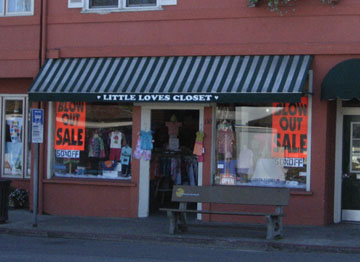Little Loves Closet at 110 Stockton Avenue, Capitola, CA 95010