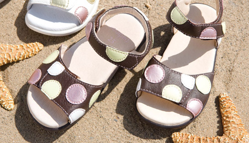pediped™ footwear spring summer collection: Giselle