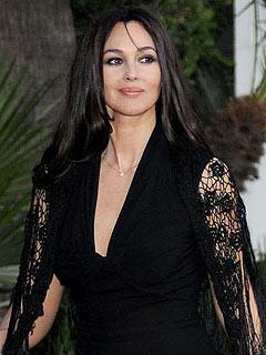 Actress Monica Belluci Welcomes Daughter Léonie | Le Top blog