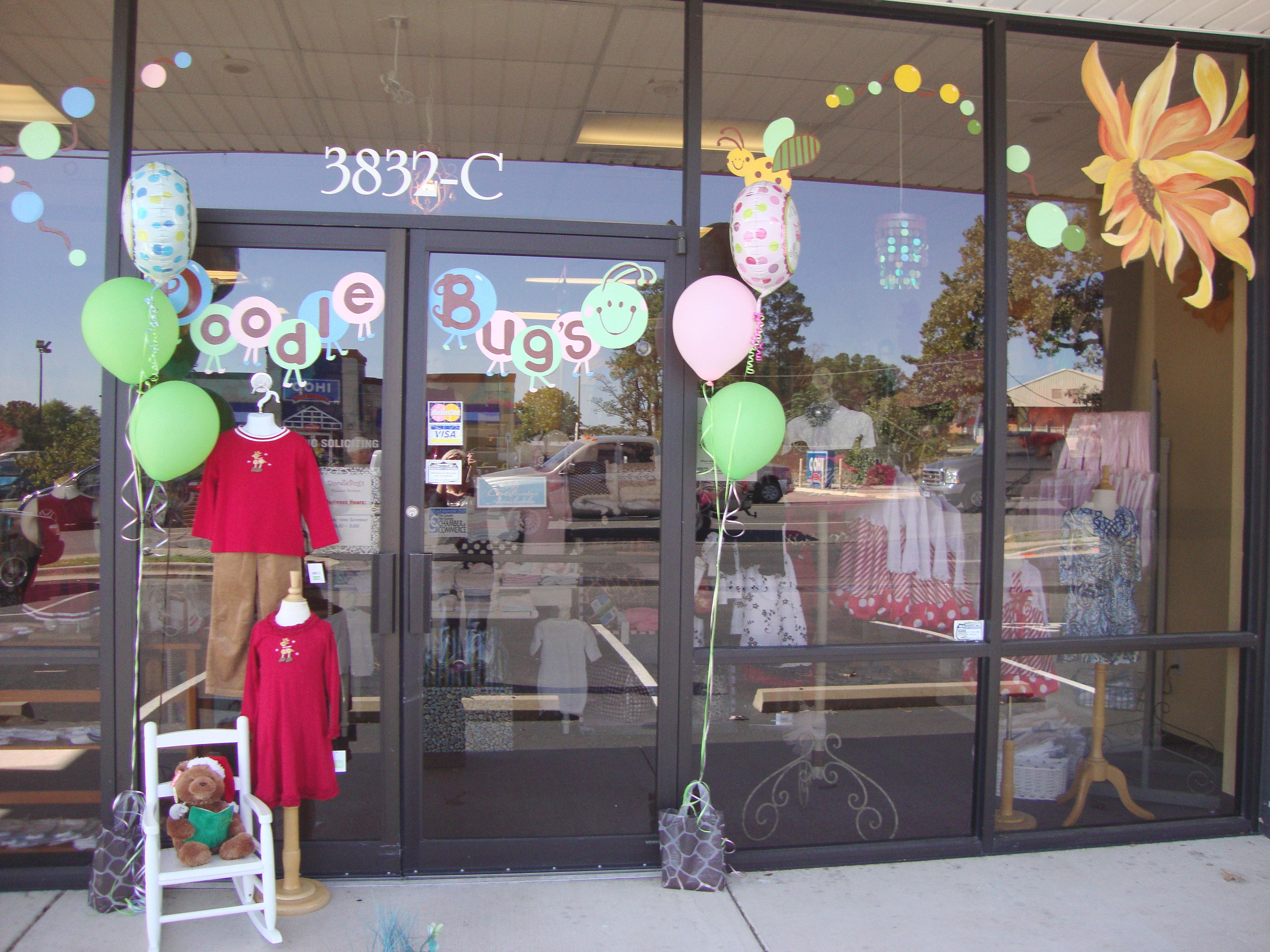 Doodlebug s children s boutique premier retailer q a le for Cool boutique