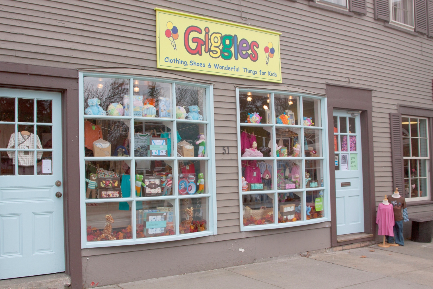 Baby Clothing Boutique