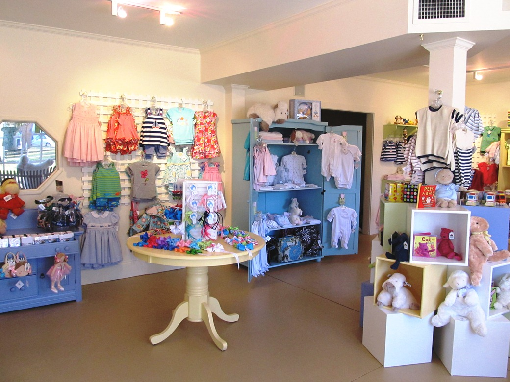 Kids Clothing Stores