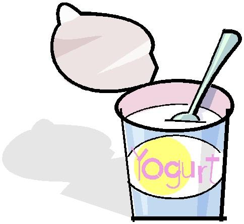 йогурт картинки для детей