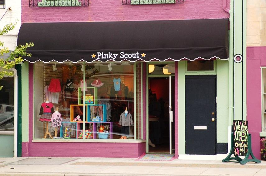 Pinky Scout Boutique STORE SPOTLIGHT PREMIER RETAILER QA