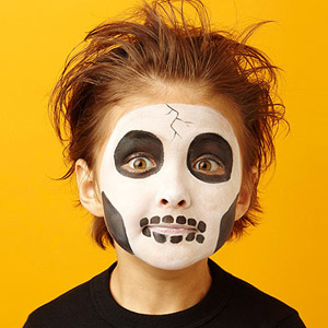 Face Painting For Halloween Le Top Blog