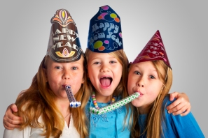 How to have fun with kids on new years eve
