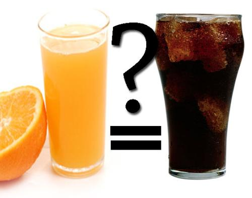 Your Child Drinking Juice Vs Soda Is It Healthier Le